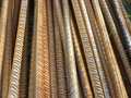 Steel rods 2 Royalty Free Stock Photo