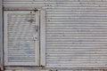 Steel Rolling Door  Royalty Free Stock Photo