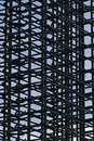 Steel structure Royalty Free Stock Image