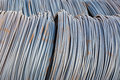Steel wire indusrtial technology background bunch of Royalty Free Stock Photography