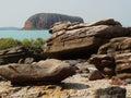 Steep Island, Kimberley Coast, North West Australi Royalty Free Stock Photography