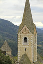 Steeple of castle hochosterwitz in carinthia austria Royalty Free Stock Image