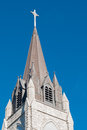 Steeple Detail Royalty Free Stock Photo