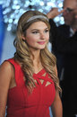 Stefanie scott los angeles ca november at the premiere of disney s frozen at the el capitan theatre hollywood Stock Image