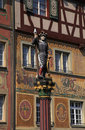 Stein am rhein switzerland the town has a well preserved medieval centre many of the medieval buildings are painted with beautiful Royalty Free Stock Photo