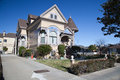 Steinbeck house salinas california family home of john central avenue Stock Photo