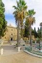 Stella Maris Carmelite Monastery Royalty Free Stock Photo