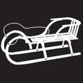 Stencil classic sledge