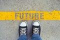Krok budoucí