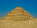 The Step Pyramid of Djoser Royalty Free Stock Photo