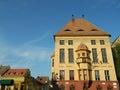 Stephan Ludwig Roth, highschool building. Royalty Free Stock Photo