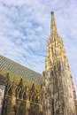 Stephansdom in Vienna Stock Images