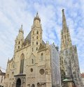 Stephansdom in Vienna Royalty Free Stock Photography
