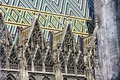 Stephansdom in Vienna, Austria Royalty Free Stock Photos