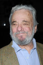 Stephen sondheim at a special screening of sweeney todd the demon barber of fleet street paramount theatre hollywood ca Royalty Free Stock Photos