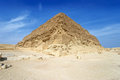 Stepped pyramid at Saqqara - Egypt, Africa Royalty Free Stock Photos