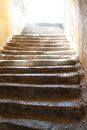 Steps to the light Royalty Free Stock Photo