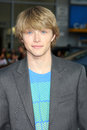Sterling knight arriving at the observe and report la premiere at the grauman s chinese theater on april Royalty Free Stock Photos