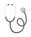 Stethoscope isolated on white background Royalty Free Stock Photo