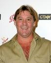Steve irwin penfolds icon gala dinner palladium los angeles ca january Stock Image