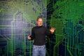 Steve Jobs Royalty Free Stock Photo