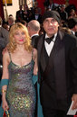 Steve van zandt sopranos star wife at the nd annual emmy awards in los angeles Stock Images