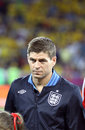 Steven Gerrard of England Royalty Free Stock Images