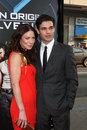 Steven Strait,Lynn Collins Stock Photos