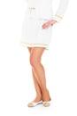 Stewardess legs