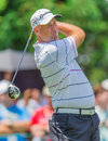 Stewart cink à l us open Photo stock