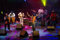 Stewart sukuma banda nkhuvu concert of african singer from mozambique on main stage of summer festival lent in maribor slovenia Stock Photos