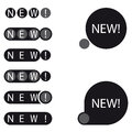 Stickers new label