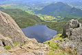 Stickle Tarn Royalty Free Stock Image