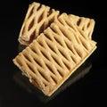 Sticky pastry Stock Photos