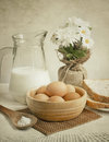 Still life breakfast Royalty Free Stock Images