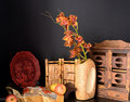 Still life in oriental style Royalty Free Stock Photos