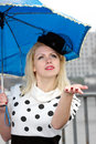 Is it still raining? Royalty Free Stock Photography