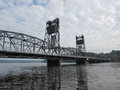 The Stillwater Lift Bridge Royalty Free Stock Photo