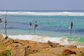 The Stilt Fishermen of Sri Lanka