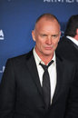 Sting los angeles ca november at the lacma art film gala at the los angeles county museum of art Stock Image