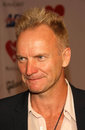 Sting at the musicares person of the year gala los angeles convention center los angeles ca Royalty Free Stock Photography