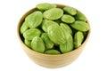 Stink Bean (Parkia speciosa, Bitter bean) Royalty Free Stock Photo