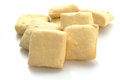 Stinky tofu tofu(chou toufu fa) Royalty Free Stock Photography