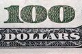 Sto dolarów Obraz Stock