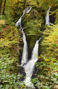 Stock Ghyll Force, Ambleside, Cumbria. Stock Images