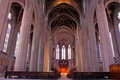 Stock image of Grace Cathedral, San Francisco, California, USA Royalty Free Stock Photo