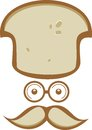 Stock logo mister bread chef