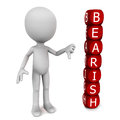 Stock market bear sentiment