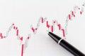 Stock Market Chart Financial Market