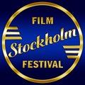 Stockholm film festival logo, Sweden, illustration, editorial